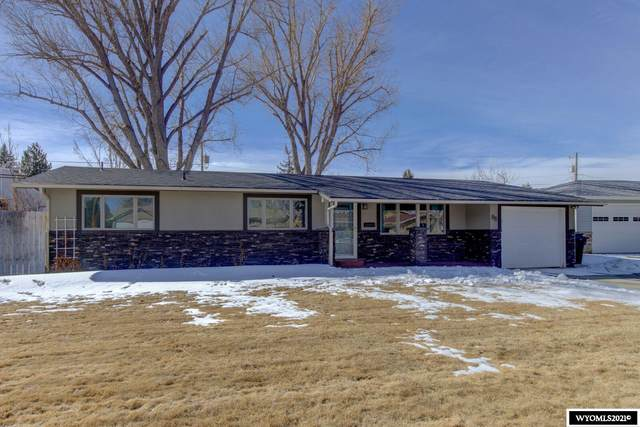 88 Valley Drive, Casper, WY 82604 (MLS #20210851) :: RE/MAX The Group