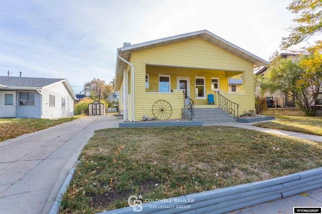 933 S David Street, Casper, WY 82601 (MLS #20210856) :: Lisa Burridge & Associates Real Estate