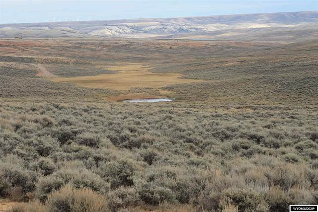 Tract 33 County Road 173, Evanston, WY 82930 (MLS #20210874) :: RE/MAX The Group