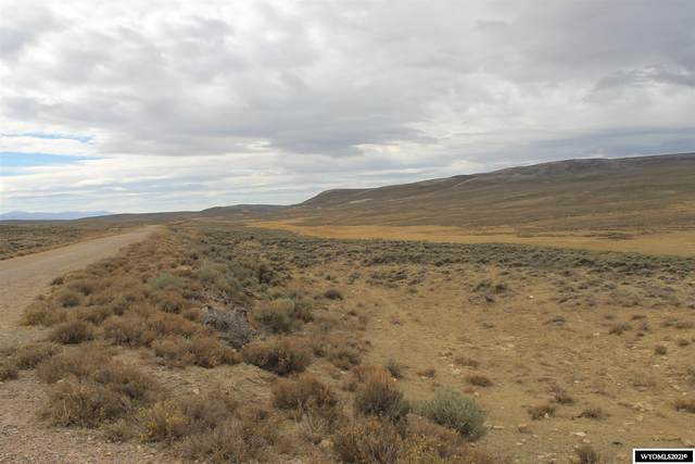 Tract 8 County Road 173, Evanston, WY 82930 (MLS #20210879) :: RE/MAX The Group