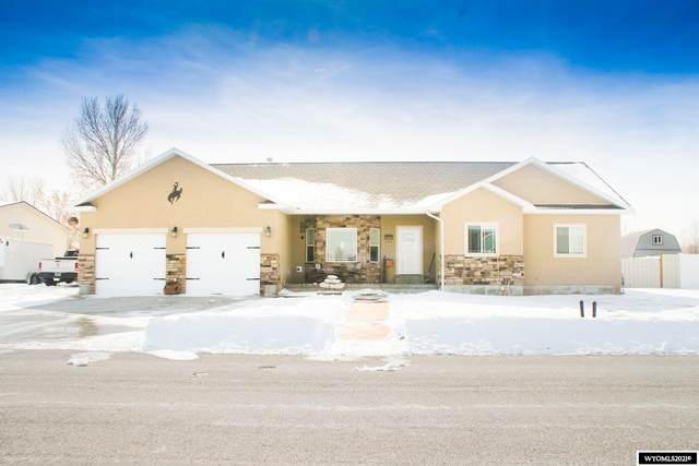 141 Powderhorn Drive, Mountain View, WY 82939 (MLS #20210882) :: RE/MAX The Group