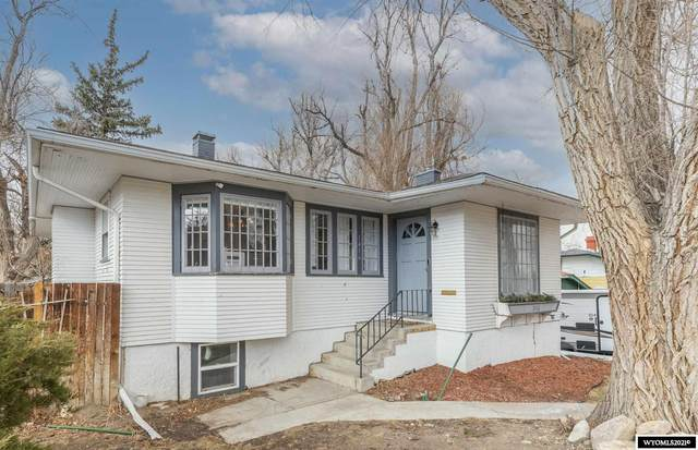 1416 S Lincoln Street, Casper, WY 82601 (MLS #20210888) :: RE/MAX The Group