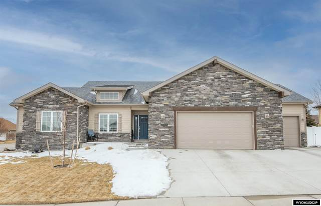 4451 E 23rd Street, Casper, WY 82609 (MLS #20210890) :: RE/MAX Horizon Realty