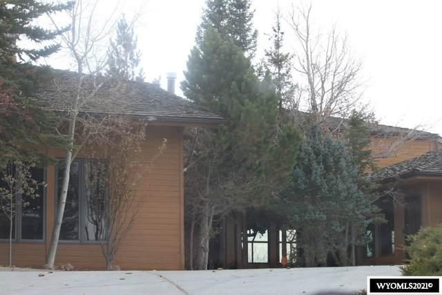 1129 Hilltop, Rock Springs, WY 82901 (MLS #20210904) :: Lisa Burridge & Associates Real Estate