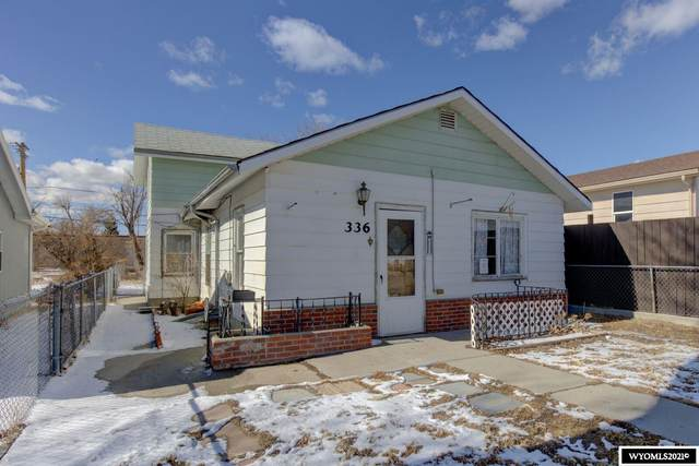 336 N Park, Casper, WY 82601 (MLS #20210905) :: Lisa Burridge & Associates Real Estate