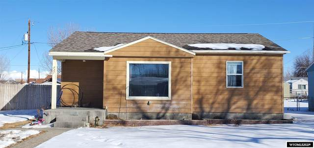 727 S 13th Street, Worland, WY 82401 (MLS #20210906) :: RE/MAX The Group
