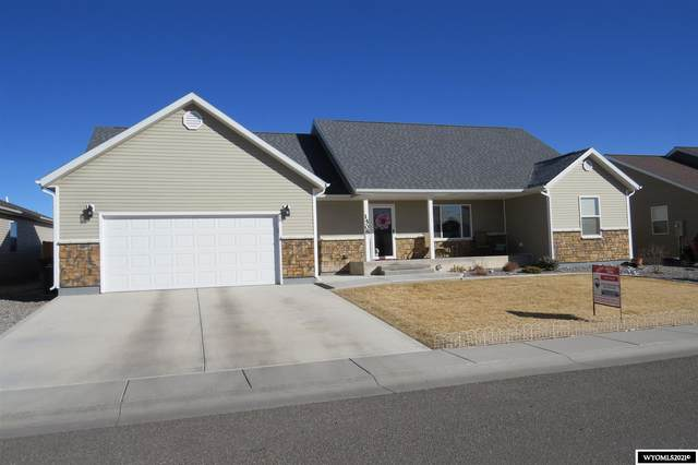 1508 E Forest, Riverton, WY 82501 (MLS #20210913) :: RE/MAX Horizon Realty