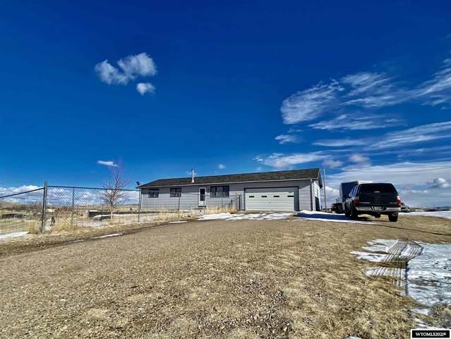 48 N Coyote, Rolling Hills, WY 82637 (MLS #20210914) :: RE/MAX Horizon Realty