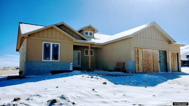 5310 Dolomite Circle, Casper, WY 82609 (MLS #20210931) :: Lisa Burridge & Associates Real Estate
