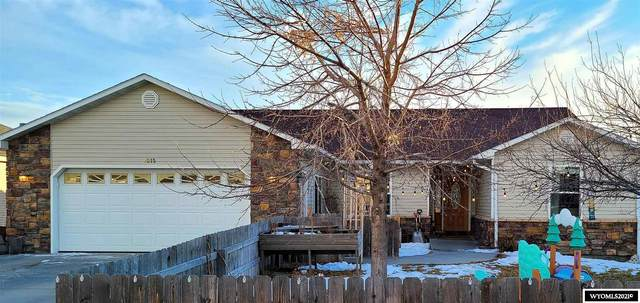 2015 Adobe Avenue, Douglas, WY 82633 (MLS #20210944) :: Lisa Burridge & Associates Real Estate