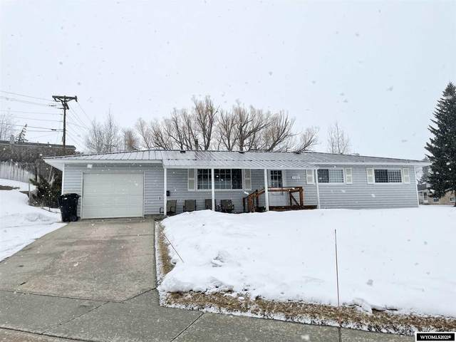 1123 3rd West, Kemmerer, WY 83101 (MLS #20210947) :: RE/MAX The Group