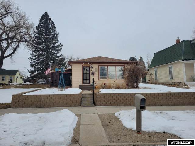 170 N Burritt Avenue, Buffalo, WY 82834 (MLS #20210952) :: Lisa Burridge & Associates Real Estate
