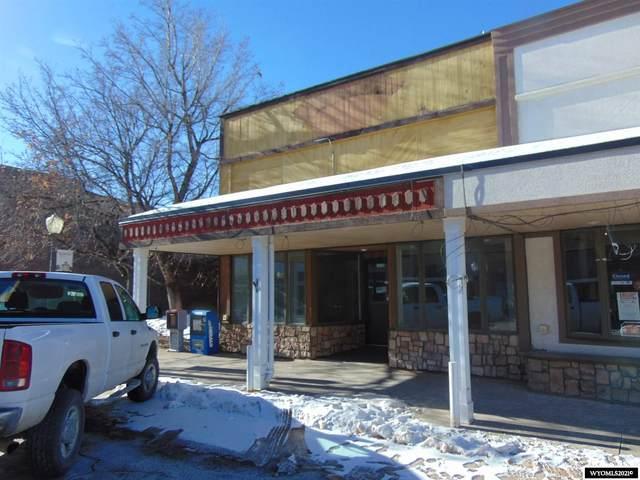 1023 Main Street, Evanston, WY 82930 (MLS #20210968) :: Lisa Burridge & Associates Real Estate