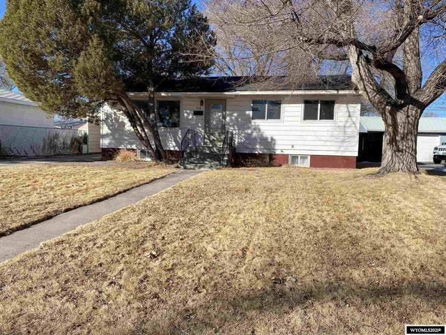 314 N 16th Street East, Riverton, WY 82501 (MLS #20210970) :: RE/MAX Horizon Realty