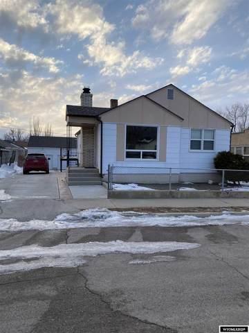 344 P, Rock Springs, WY 82901 (MLS #20210974) :: Real Estate Leaders