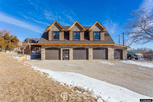 321 Sunset Avenue, Buffalo, WY 82834 (MLS #20210980) :: Lisa Burridge & Associates Real Estate