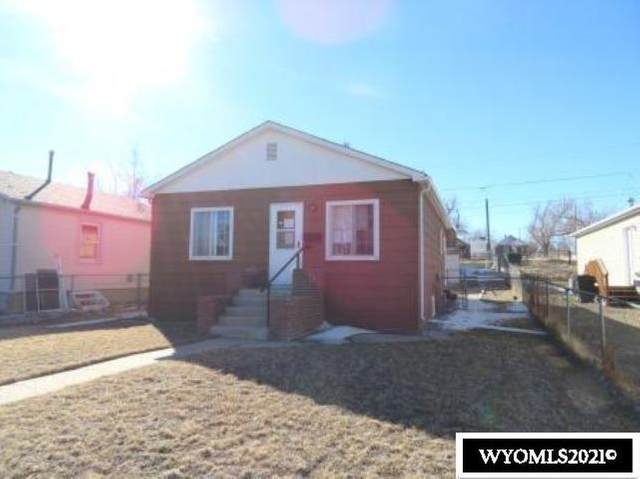 1336 S Washington Street, Casper, WY 82601 (MLS #20210982) :: Lisa Burridge & Associates Real Estate