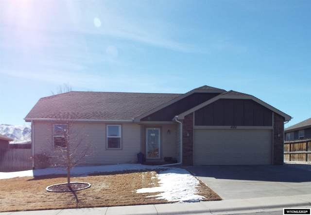 6551 S South Springs Road, Casper, WY 82604 (MLS #20210987) :: Lisa Burridge & Associates Real Estate