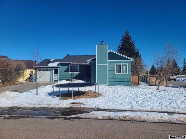 525 18 St., Evanston, WY 82930 (MLS #20210988) :: RE/MAX Horizon Realty
