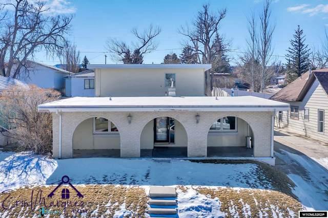911 E 14th Street, Casper, WY 82601 (MLS #20210995) :: Lisa Burridge & Associates Real Estate