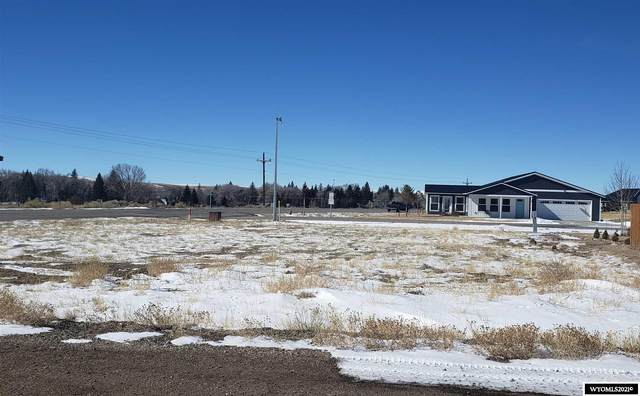 Lot 1, Block 1 Saratoga Inn Overlook, Saratoga, WY 82331 (MLS #20210996) :: RE/MAX Horizon Realty
