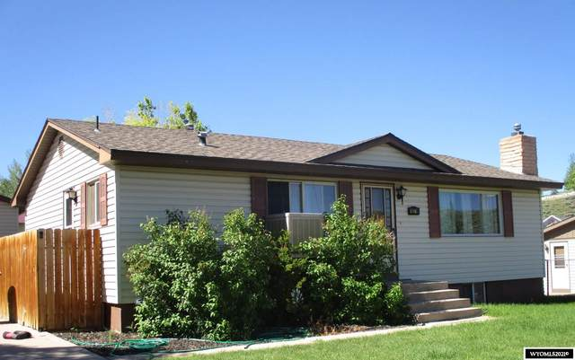 1937 W Sage Street, Evanston, WY 82930 (MLS #20211003) :: RE/MAX Horizon Realty