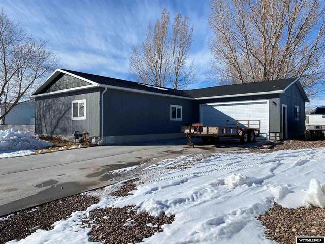 437 Village Drive, Lyman, WY 82937 (MLS #20211006) :: RE/MAX Horizon Realty