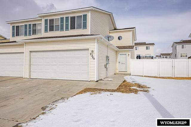 2725 Bastion Drive, Rock Springs, WY 82901 (MLS #20211010) :: RE/MAX The Group