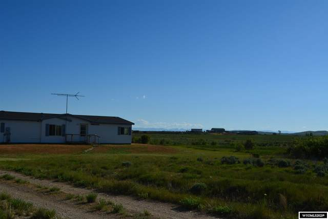 12 Chizzler, Big Piney, WY 83113 (MLS #20211014) :: Real Estate Leaders