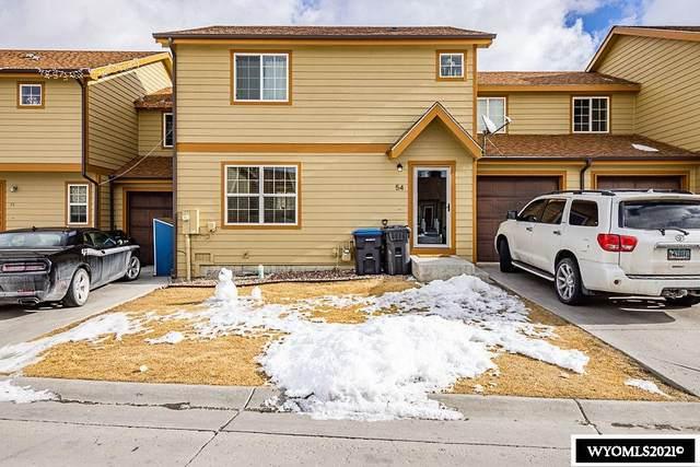700 Shoshone # 54, Green River, WY 82935 (MLS #20211018) :: Lisa Burridge & Associates Real Estate