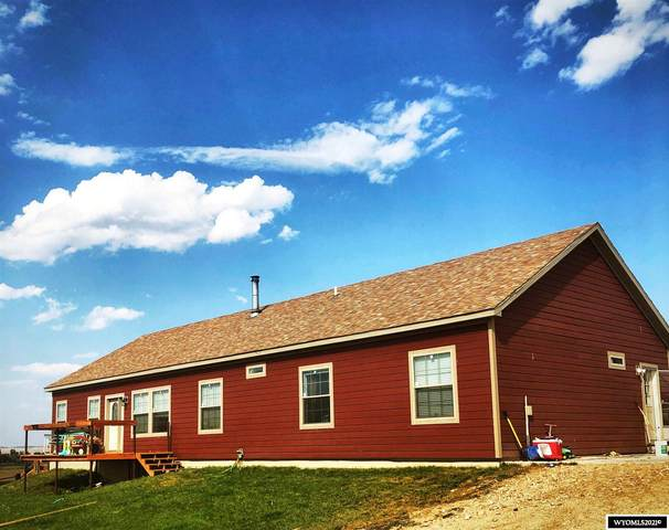 38 Thompson Creek Road, Clearmont, WY 82835 (MLS #20211021) :: RE/MAX Horizon Realty