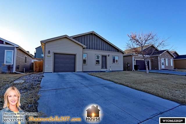 930 S 3rd, Mills, WY 82644 (MLS #20211049) :: Lisa Burridge & Associates Real Estate