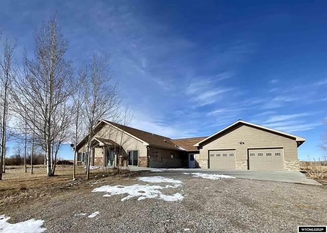 502 N Hidden Valley Road, Riverton, WY 82501 (MLS #20211051) :: Lisa Burridge & Associates Real Estate