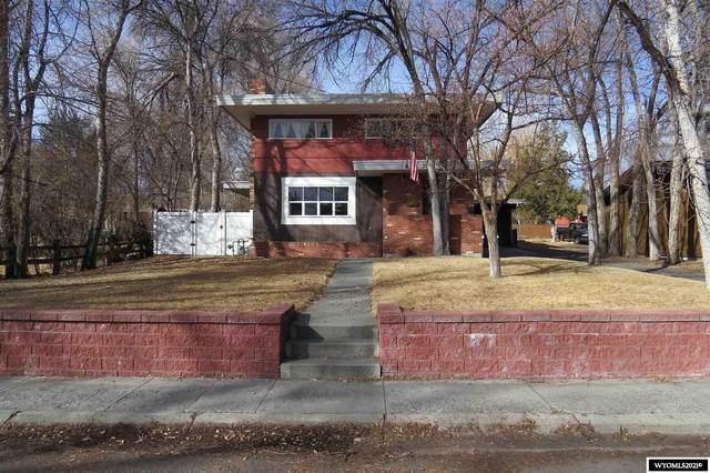 414 N 2nd W, Riverton, WY 82501 (MLS #20211054) :: Lisa Burridge & Associates Real Estate