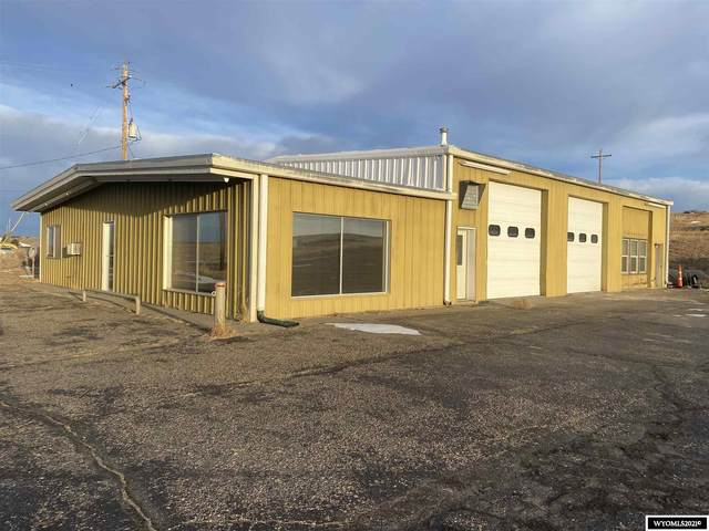 2300 E Richards, Douglas, WY 82633 (MLS #20211058) :: Real Estate Leaders