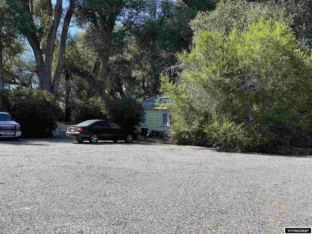 10777 Hwy 789, Riverton, WA 82501 (MLS #20211059) :: Lisa Burridge & Associates Real Estate