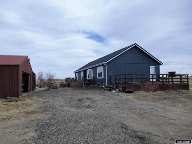 4299 Desert Flower Drive, Evansville, WY 82636 (MLS #20211109) :: Lisa Burridge & Associates Real Estate