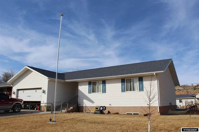 704 Park, Thermopolis, WY 82443 (MLS #20211116) :: Lisa Burridge & Associates Real Estate