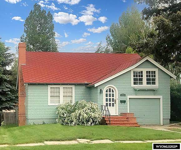 457 N Adams Avenue, Buffalo, WY 82834 (MLS #20211125) :: Lisa Burridge & Associates Real Estate