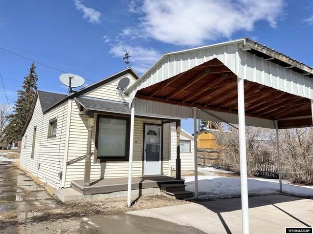 710 Sage, Kemmerer, WY 83101 (MLS #20211126) :: Broker One Real Estate