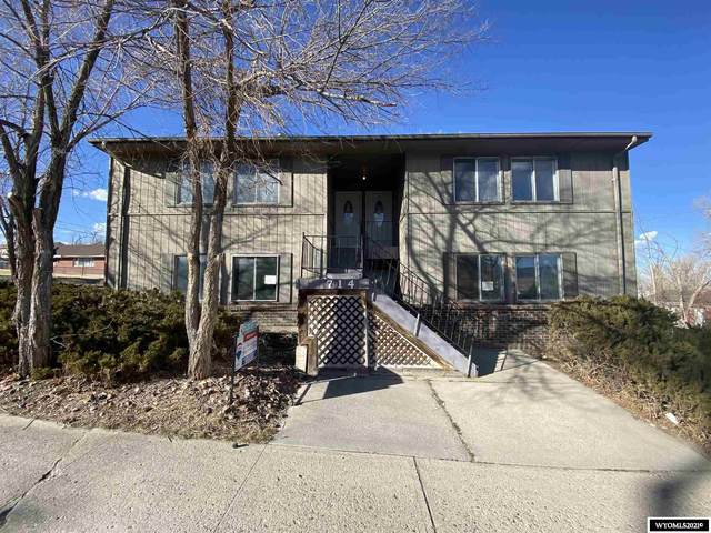 714 E 23rd, Casper, WY 82601 (MLS #20211151) :: Real Estate Leaders