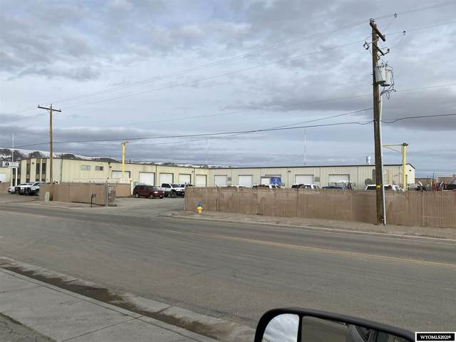 247 Industrial Drive, Rock Springs, WY 82901 (MLS #20211162) :: Lisa Burridge & Associates Real Estate