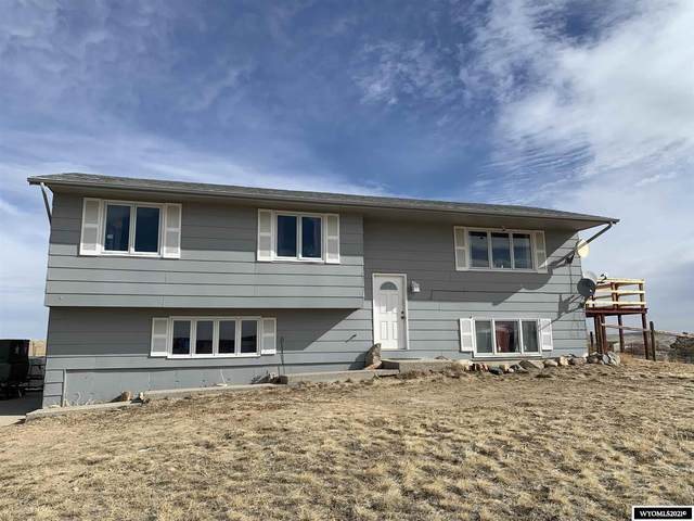 14 N Bobcat, Glenrock, WY 82637 (MLS #20211202) :: RE/MAX The Group