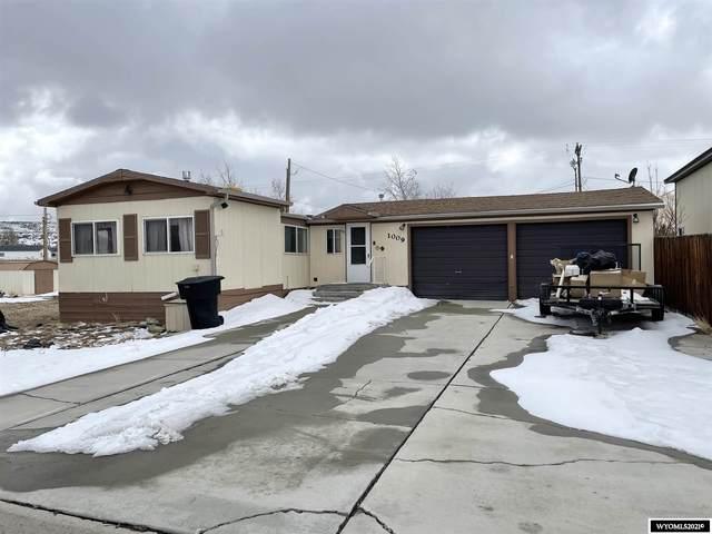 1009 Diamondville Ave, Diamondville, WY 83116 (MLS #20211209) :: Lisa Burridge & Associates Real Estate