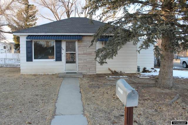 410 Logan, Green River, WY 82935 (MLS #20211212) :: Lisa Burridge & Associates Real Estate