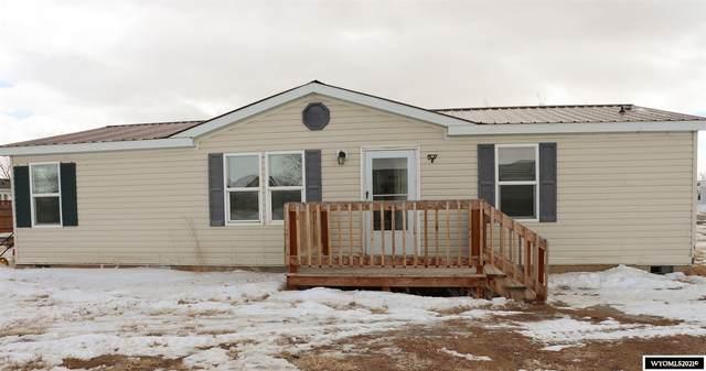 507 Maple Street, La Barge, WY 83123 (MLS #20211214) :: Broker One Real Estate