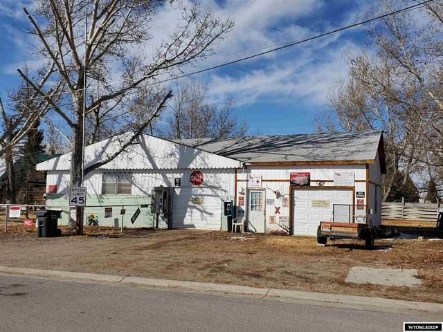 341 P L Lane, Big Piney, WY 83113 (MLS #20211215) :: RE/MAX The Group