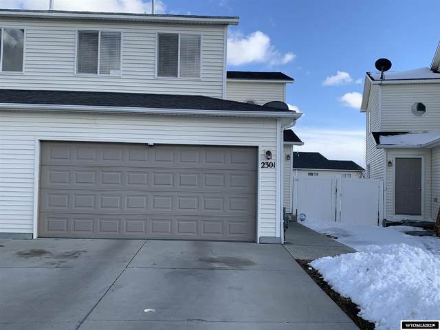 2301 Westridge Dr, Rock Springs, WY 82901 (MLS #20211220) :: Real Estate Leaders