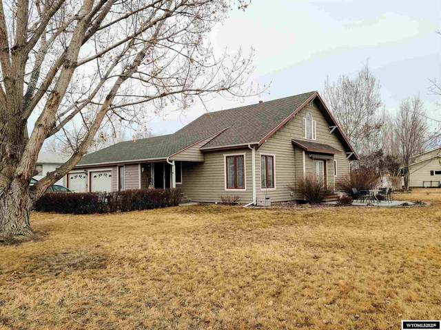 700 N 15th Street, Worland, WY 82401 (MLS #20211230) :: Lisa Burridge & Associates Real Estate