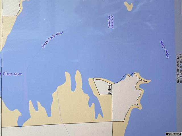 59 Seminoe Boat Club, Sinclair, WY 82334 (MLS #20211241) :: Real Estate Leaders
